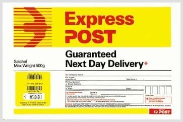 Image of Express Postage