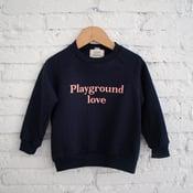 Image of PLAYGROUND LOVE SWEATSHIRT