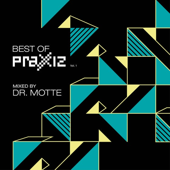 Image of Best Of Praxxiz Vol. 1 (CD)