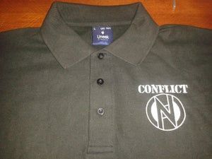 Image of Conflict Polo Shirt