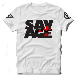 Image of The Bloody Savage Tee