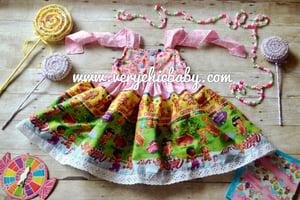 Image of Candyland Kisses Dress