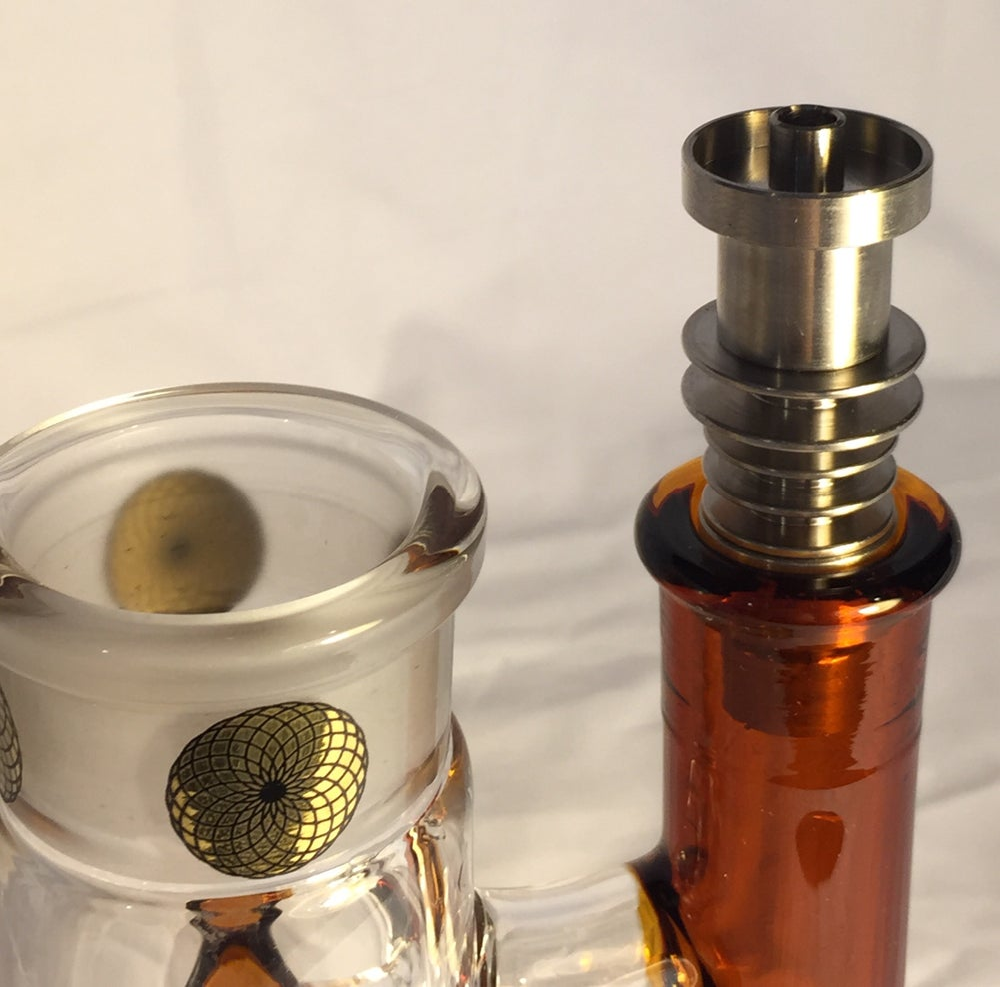 Image of Titanium Nail for E-Nail Coil