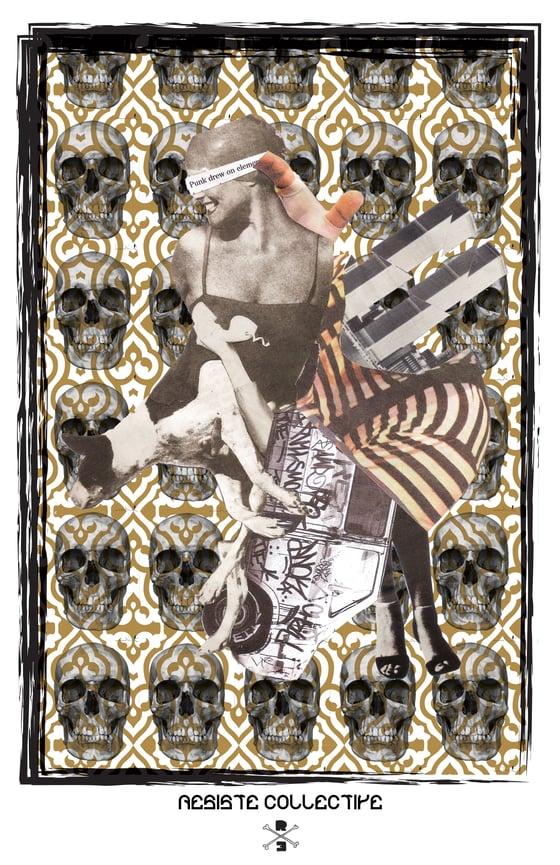 Image of Drew The Punker Print