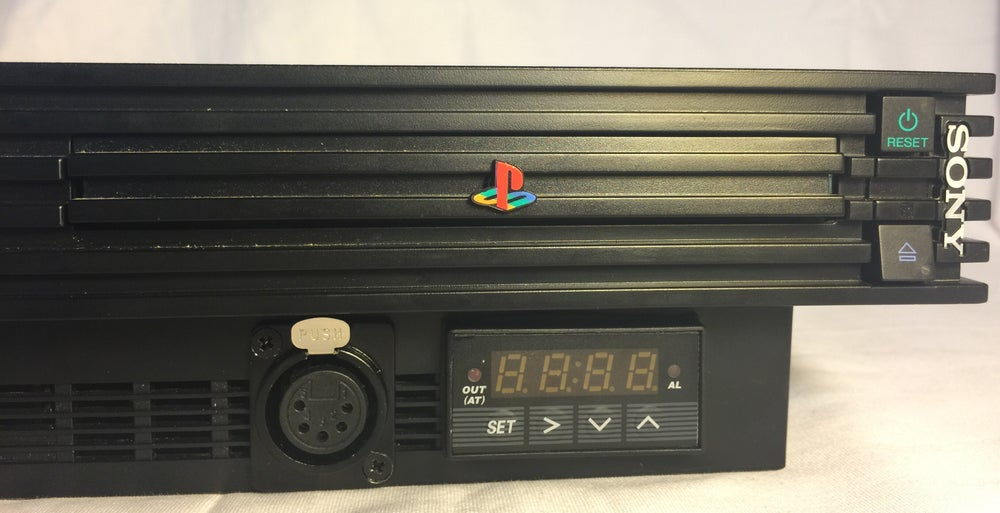 Image of PlayStation 2 (PS2) E-Nail