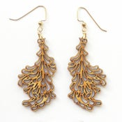 Image of Medium Petal Earrings