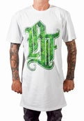 Image of Weed Leaf Tall Tee