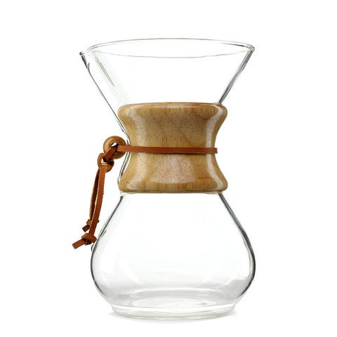 Image of CHEMEX COFFEEMAKER 6 CUP