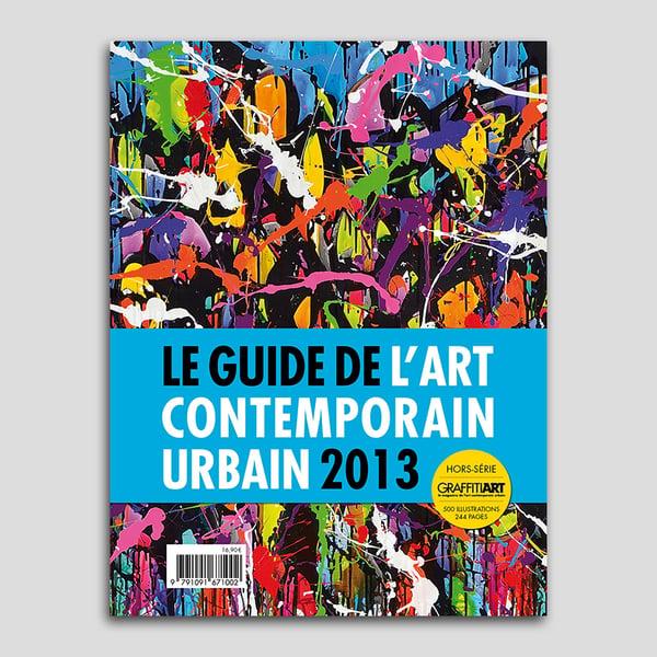Image of Guide de l'art contemporain urbain 2013