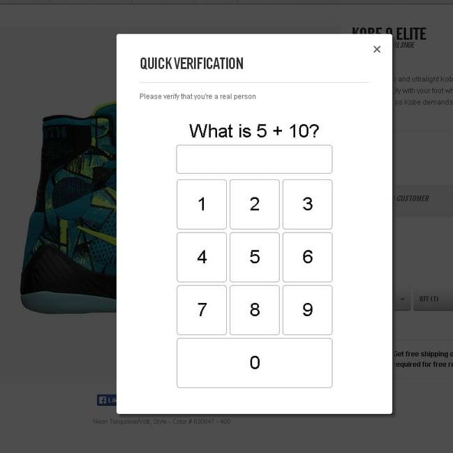 Nike com ULTIMATE Bypass Captcha Bot