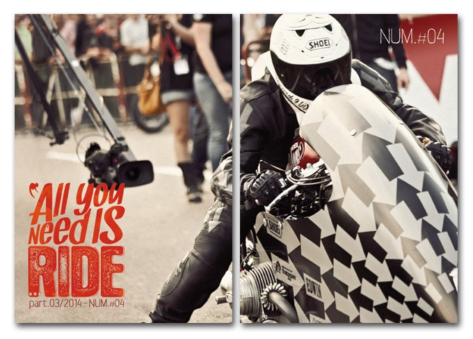Image of All You Need Is Ride #4