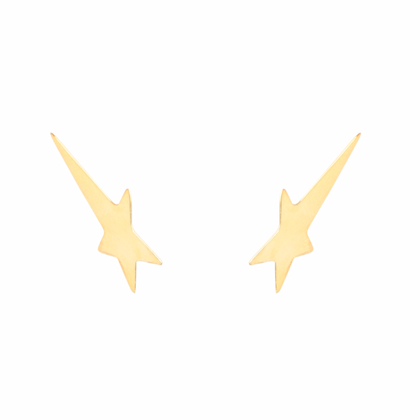 Image of Star Earring Crawlers – (Style # E000186)