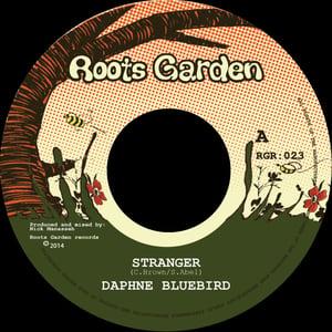 """Image of Daphne BlueBird & Manasseh - """"Stranger / Stranger Version"""" 7"""" vinyl"""