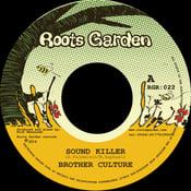 "Image of Brother Culture & Manasseh "" Sound Killer/Dub Killer"" 7"" vinyl"