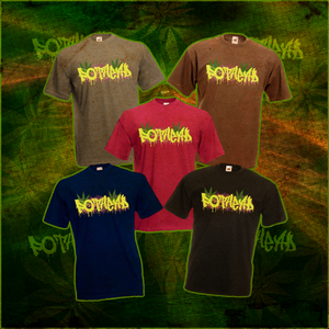 Image of Pothead T-Shirts
