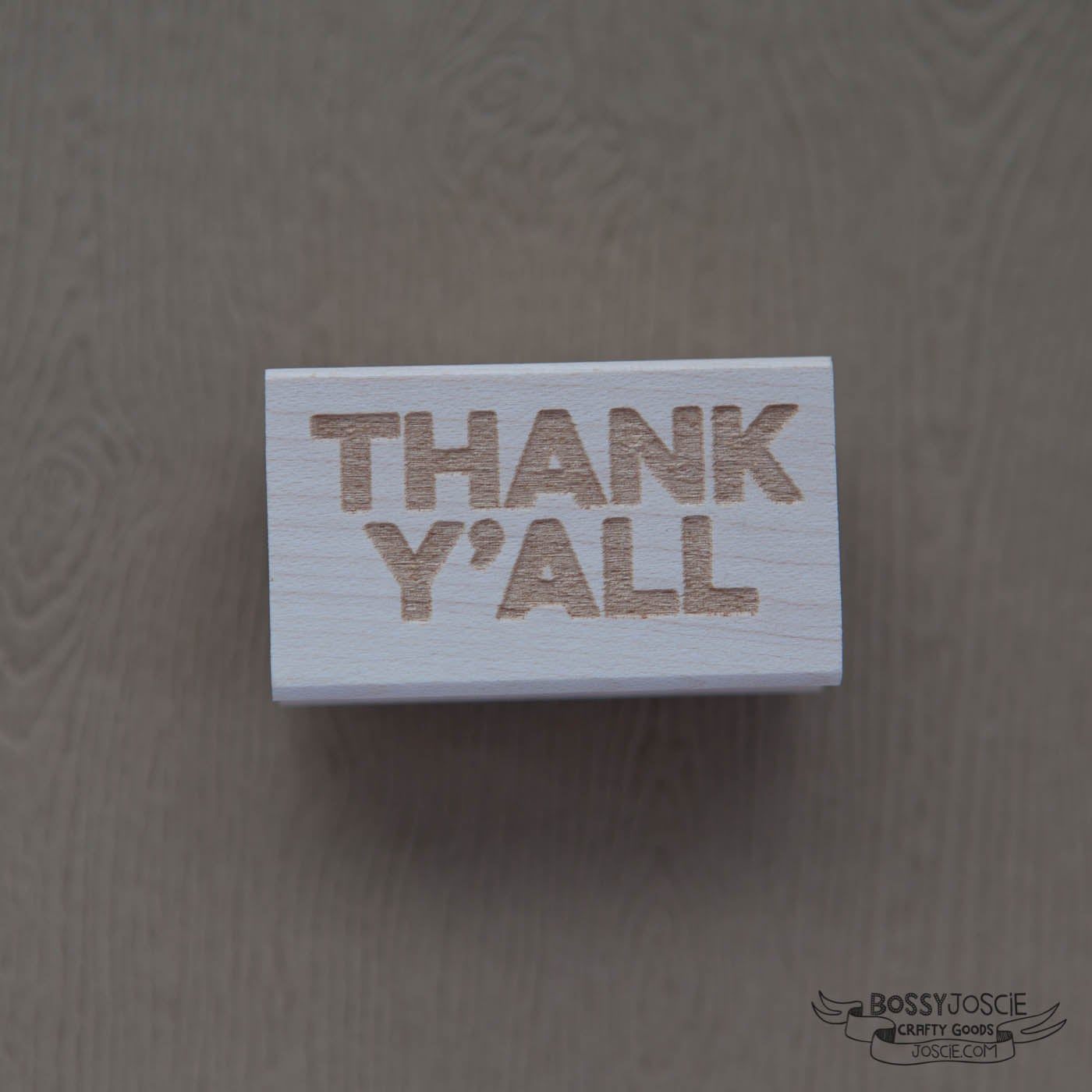 Image of Thank Y'all Stamp