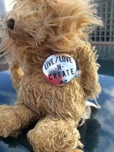 Image of LIVE/LOVE -N- CREATE Monica Blaire Buttons