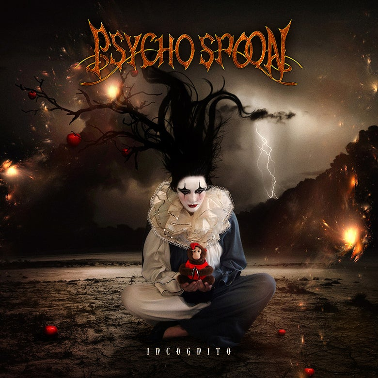 Image of Psycho Spoon - Incognito CD
