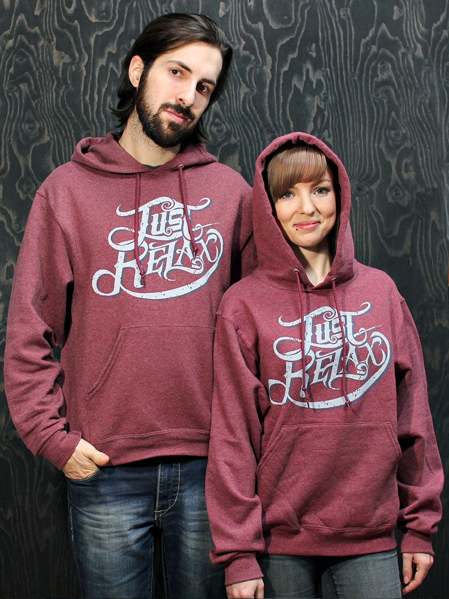 Image of Just Relax Hoodie Unisexe