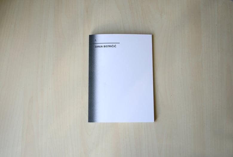 Image of sanja bistricic / book 1
