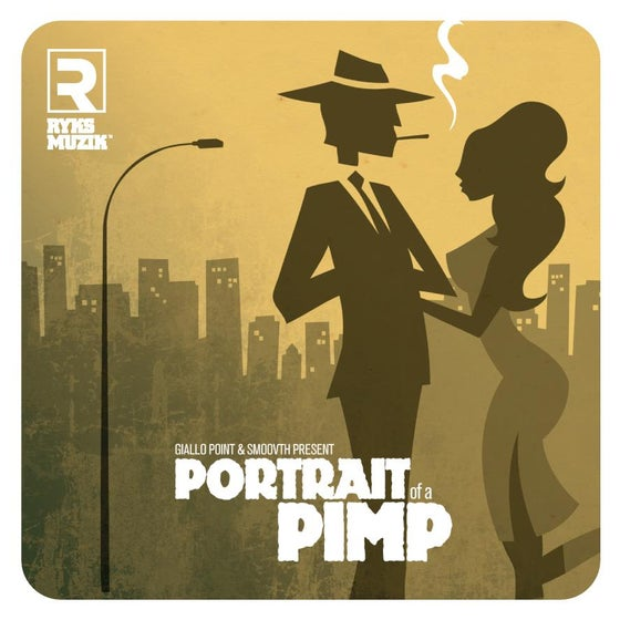 Image of RM-004 Portrait Of A Pimp (LP)