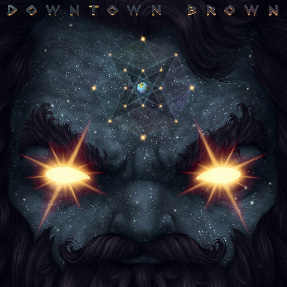 Image of Downtown Brown 'Masterz of the Universe' CD (2013)