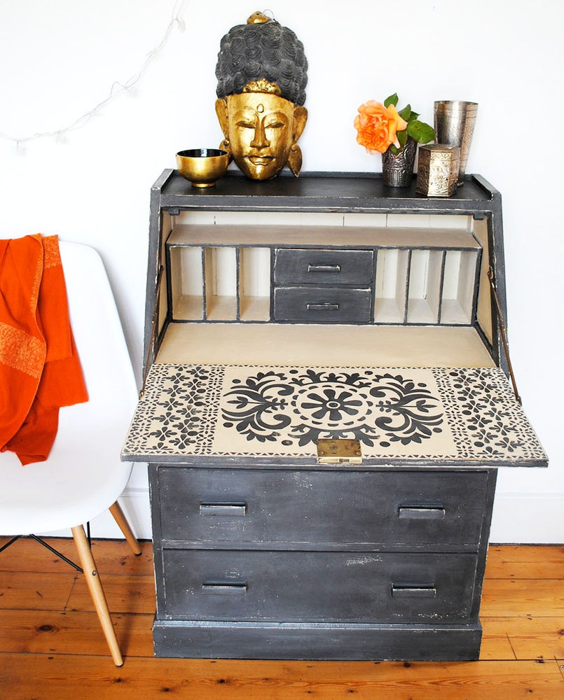 Image of Medina Vintage Writing Bureau