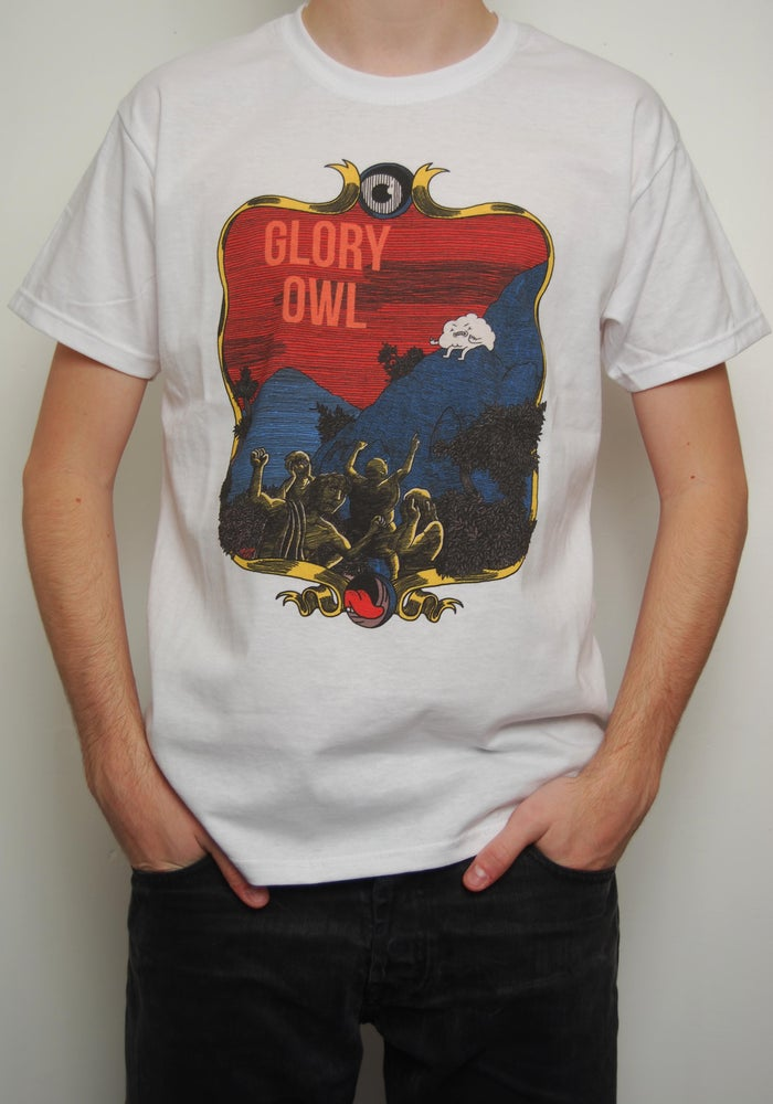 Image of T Shirt Glory Owl !