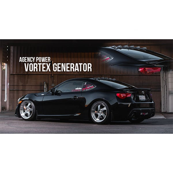 Image of Agency Power Vortex Generator Scion FR-S/Toyota GT86