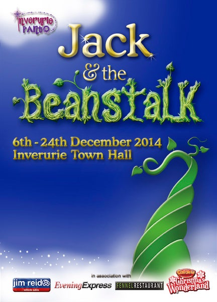Image of Jack and the Beanstalk - Inverurie Panto 2014