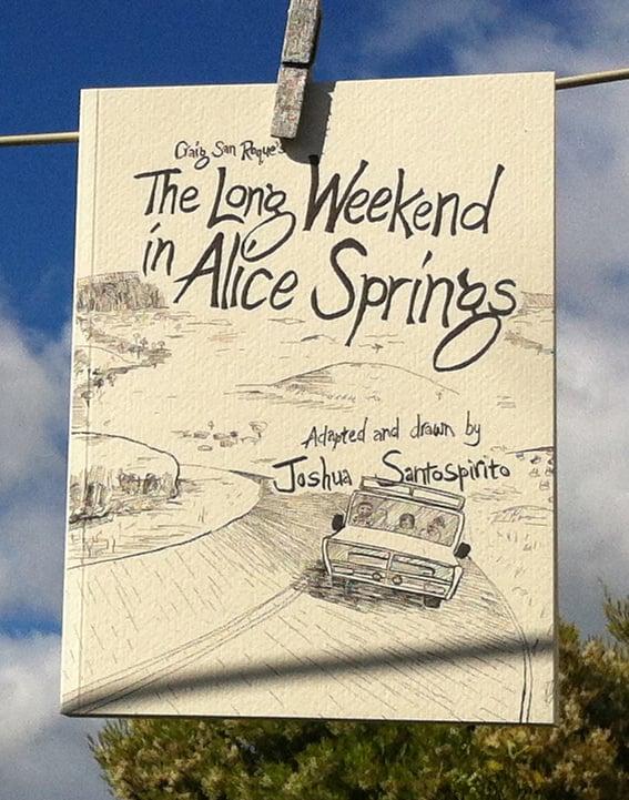 Image of The Long Weekend in Alice Springs
