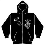 Image of STA 'Bloodstream' Zip Up Hoody