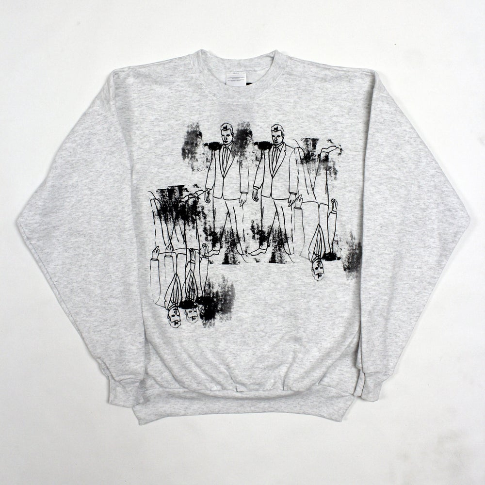 Image of Angel-O Ash Grey Sweatshirt