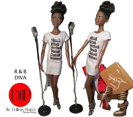 Image of R & B Diva fashion legacy doll
