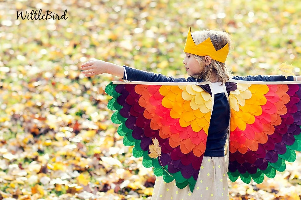 Image of Autumn Queen Wings