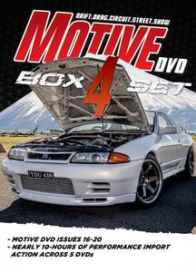 Image of Box Set 4  - Issue 16-20