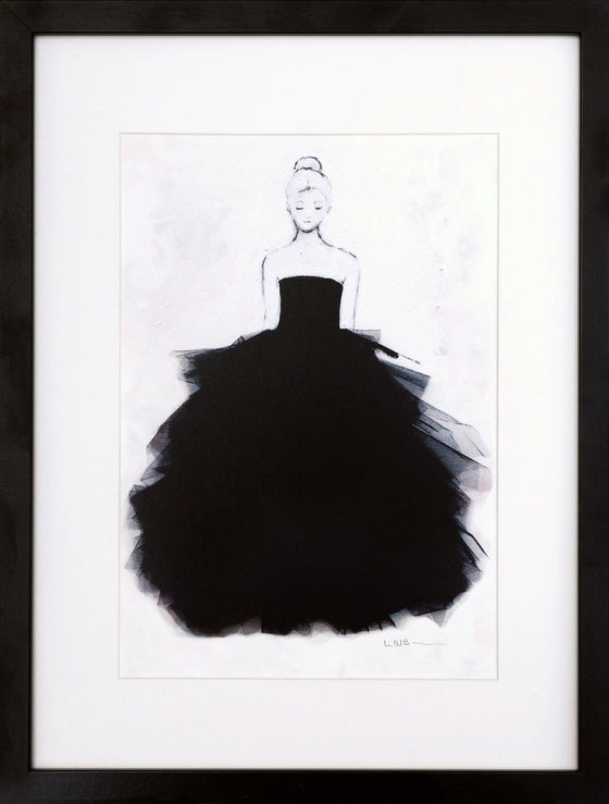 Image of A5 / A4 Print # Chic