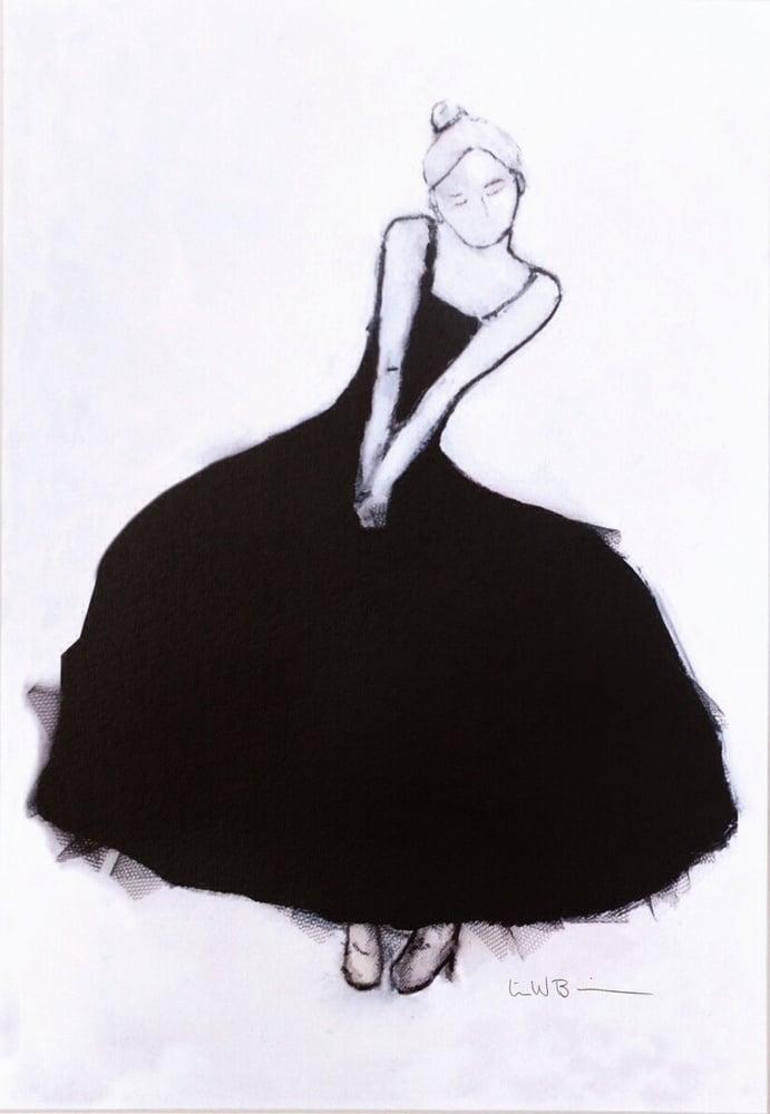 Image of A5 / A4 Print # Elle