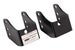 Image of KBP- Anti-Squat Rear Lower Control Arm Brackets for 79-04 Mustang
