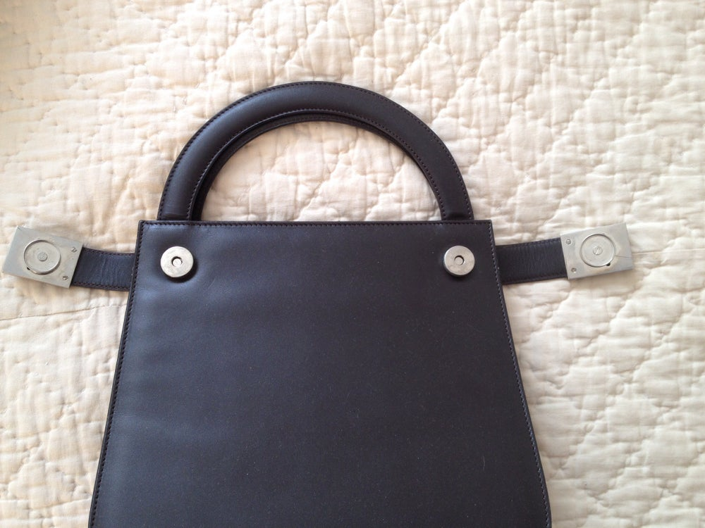 Image of Petit sac en cuir GUY LAROCHE