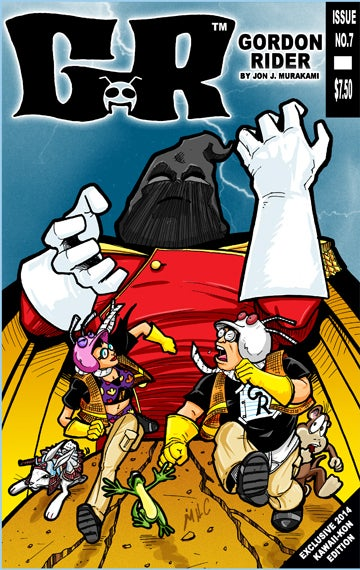 Image of Gordon Rider Issue #7