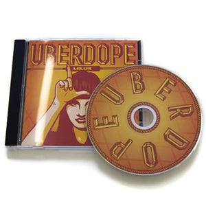 Image of Uberdope - Lelijk (CD)