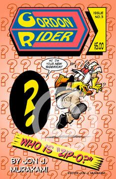 Gordon Rider Issue #3