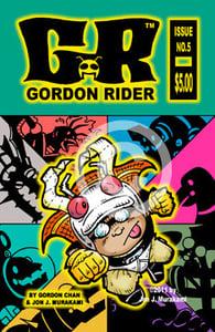 Image of Gordon Rider Issue #5