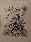 "Image of Raw Deal ""Mammoth"" shirt"