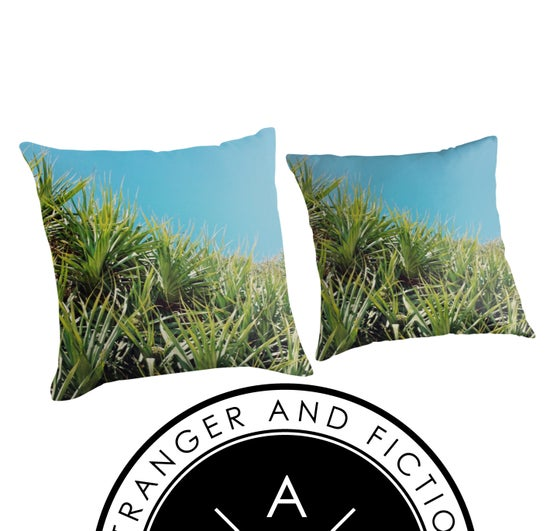 Image of Pandan II - Cushion Cover - Stranger and Fiction