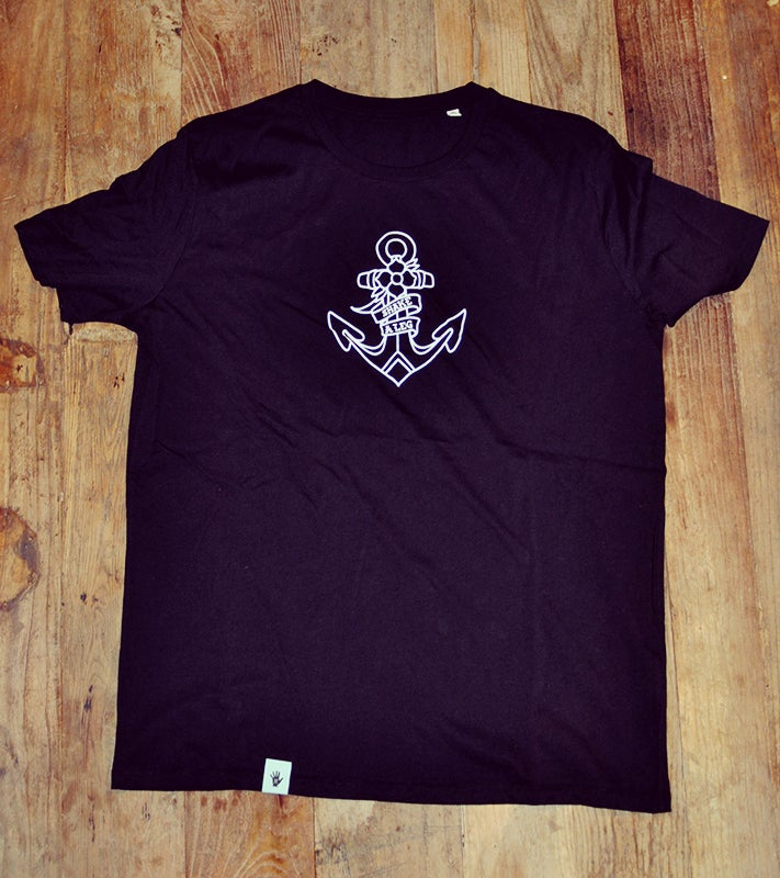 Image of Shake a Leg Black Tee