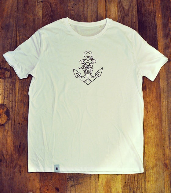 Image of Shake a Leg White Tee