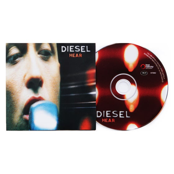 Image of Hear - CD
