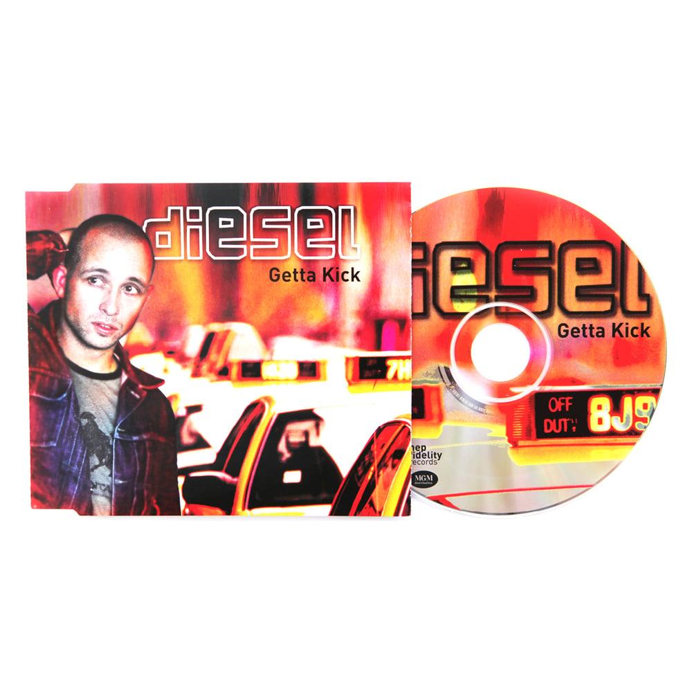 Image of Getta Kick - Single
